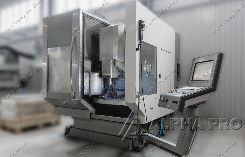 DMG DMU 50 Evolution 3 Axis